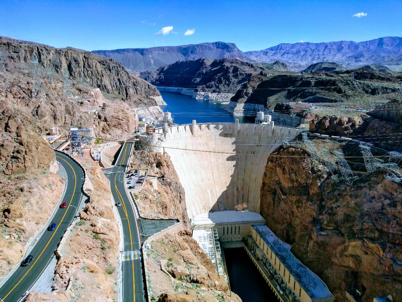 Hoover Dam Half Day Tour from Las Vegas