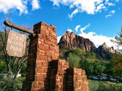 Private Zion National Park Tour From Las Vegas (up to 10 people)