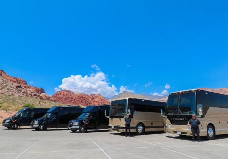 Flagstaff to Sedona Shuttle