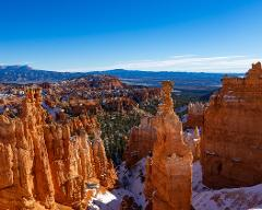 One-way Shuttle: St. George to Bryce Canyon National Park