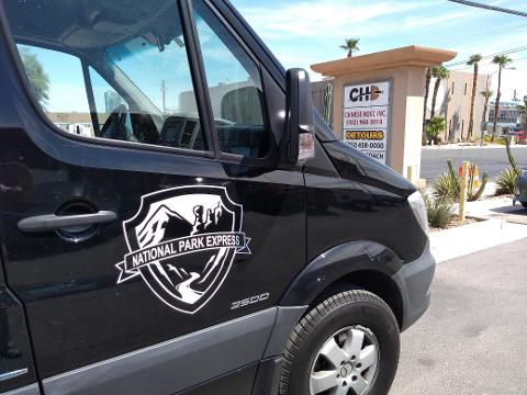 One Way Shuttle Bryce Canyon National Park To St George National Park Express Reservations