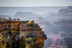 Grand Canyon South Rim Bus Tour with Options - Departs from Flagstaff