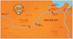 One-way Shuttle: Boulder City Lake Mead Cruises to Las Vegas
