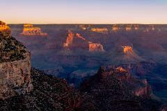 One-way Shuttle: Page to Grand Canyon National Park - South Rim