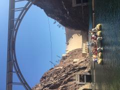 Hoover Dam with Black Canyon Rafting Tour
