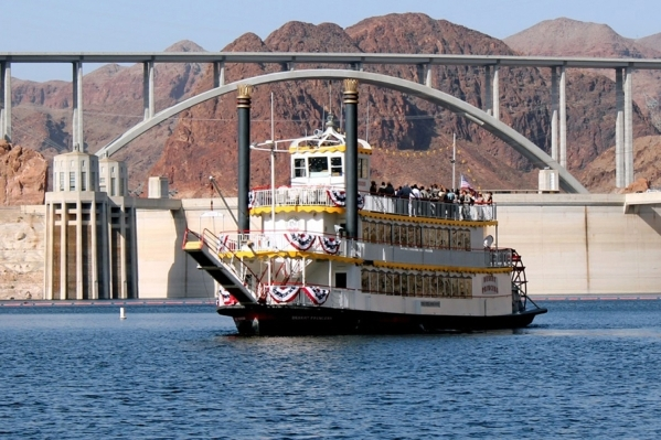 Las Vegas to Boulder City - Lake Mead Cruise Daily Round Trip Shuttle