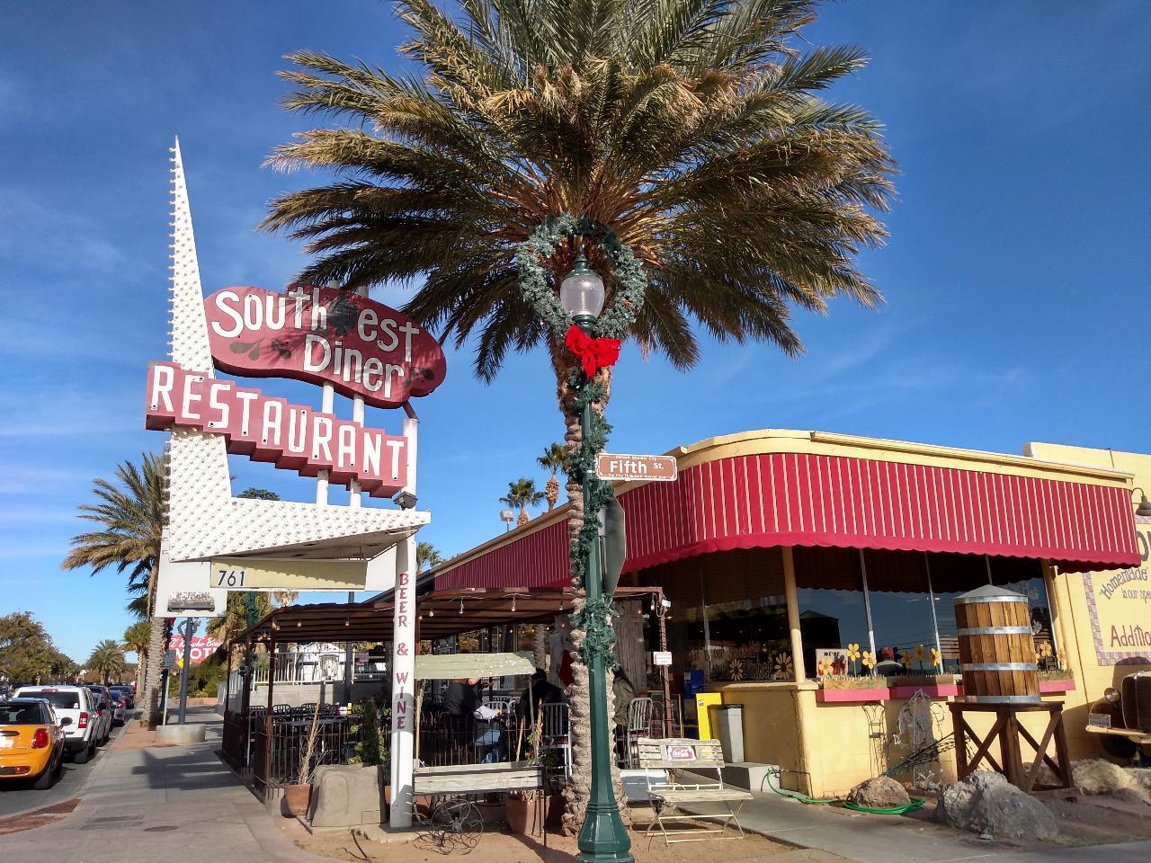 One-way Shuttle: Boulder City Historic District to Las Vegas