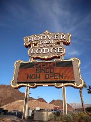 One-way Shuttle: Hoover Dam Lodge to Las Vegas