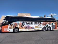 Grand Canyon West to Las Vegas Shuttle Service