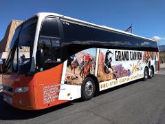 One-way Shuttle: Las Vegas to Grand Canyon West Rim