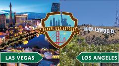 One-way Shuttle: Las Vegas to Los Angeles