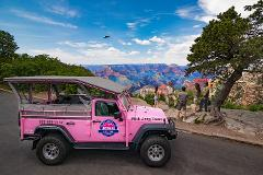 Pink Jeep Grand Canyon Tours: Grand Entrace from Las Vegas