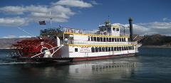 Lake Mead Cruises Tour from Las Vegas, Round Trip Transportion & Cruise