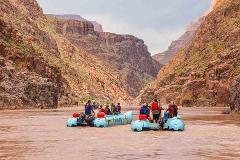 Grand Canyon Whitewater Rafting Overnight Tour