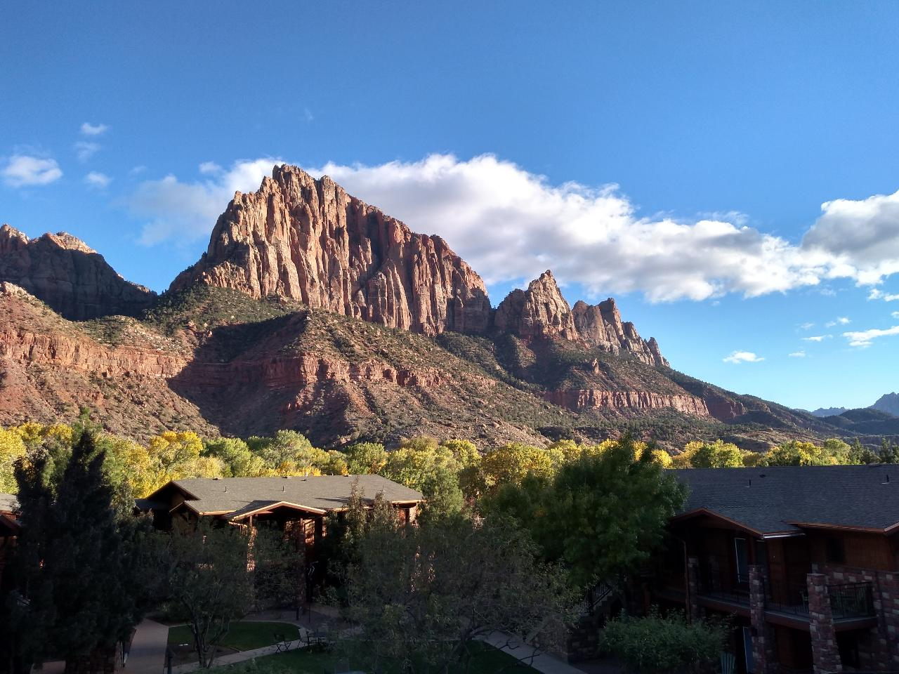One-way Shuttle: Ruby's Inn (Bryce area) to Springdale (Zion area)