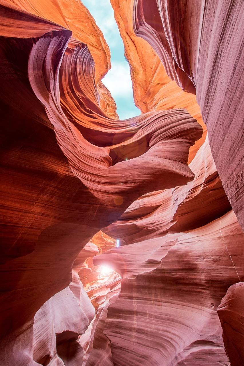 Antelope Canyon Triple Crown – Antelope Canyon Upper/Lower and by Boat
