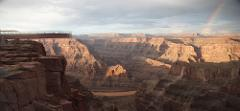 Grand Canyon West Rim Day Tour with Skywalk upgrade