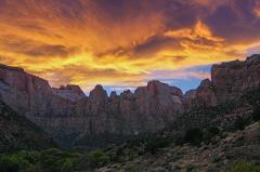 One-way Shuttle: Zion National Park to St. George