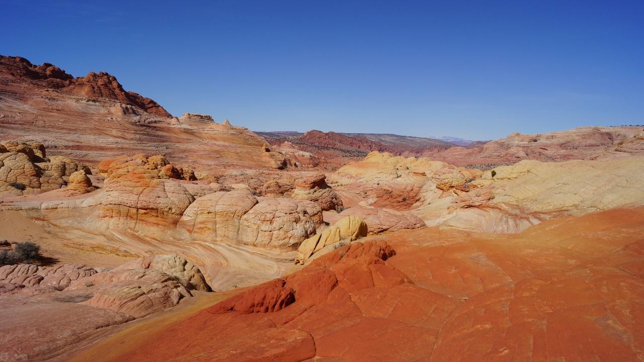 One-way Shuttle: Bryce Canyon National Park to Kanab