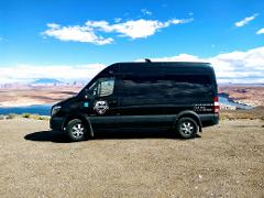 One-way Shuttle: Grand Canyon National Park - South Rim to Kanab
