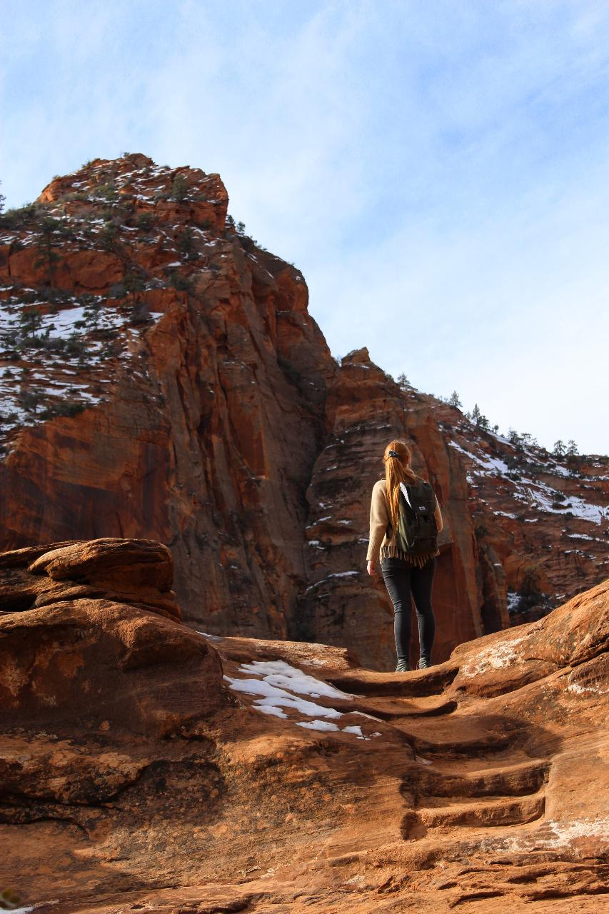 One-way Shuttle: Bryce Canyon National Park to Zion National Park