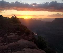 Grand Canyon West Rim Sunset Day Tour