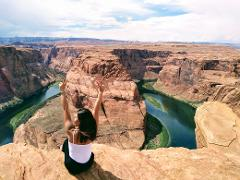 National Parks: Zion, Bryce, Grand Canyon and Antelope Canyon Overnight Tour