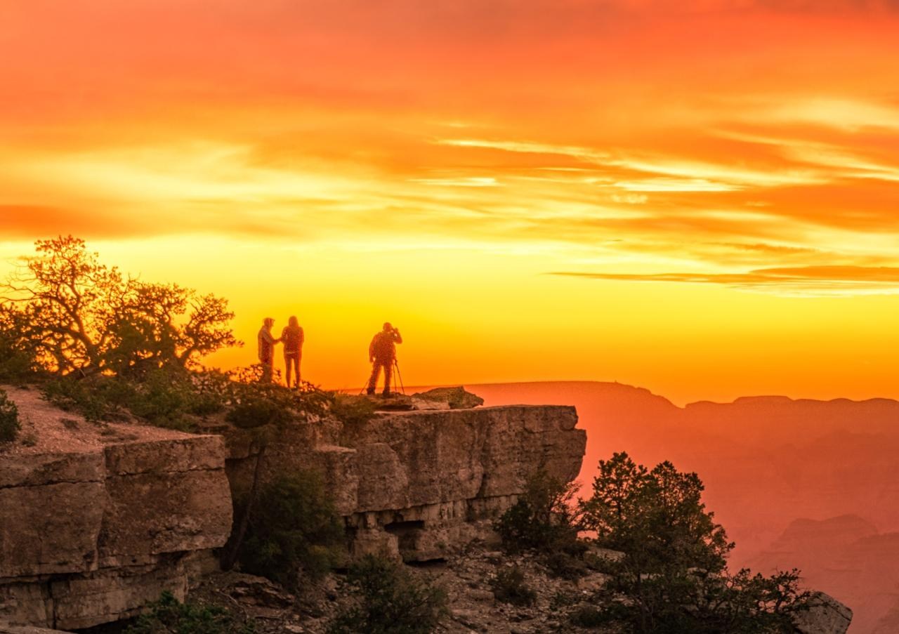 Grand Canyon West Rim Sunset Tour