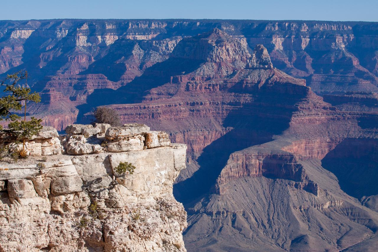 One-way Shuttle: Williams to Grand Canyon National Park - South Rim