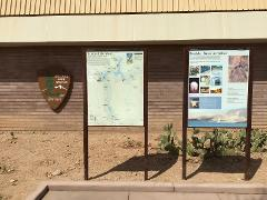 One-way Shuttle: Boulder City Lake Mead Visitor Center to Las Vegas