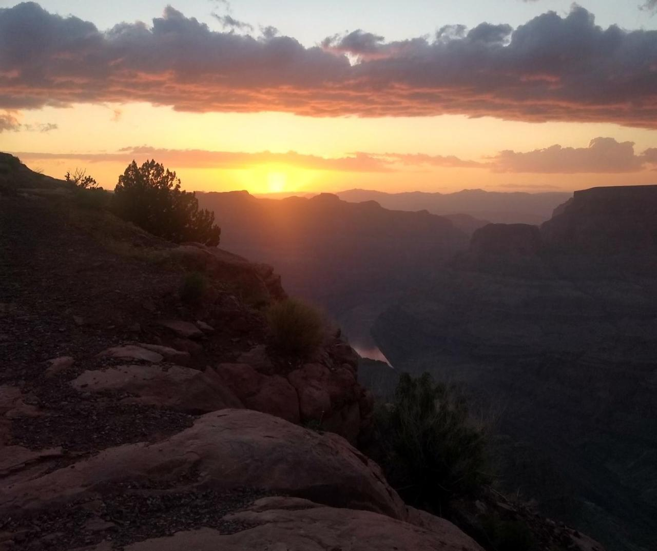 Grand Canyon West Rim Overnight Tour