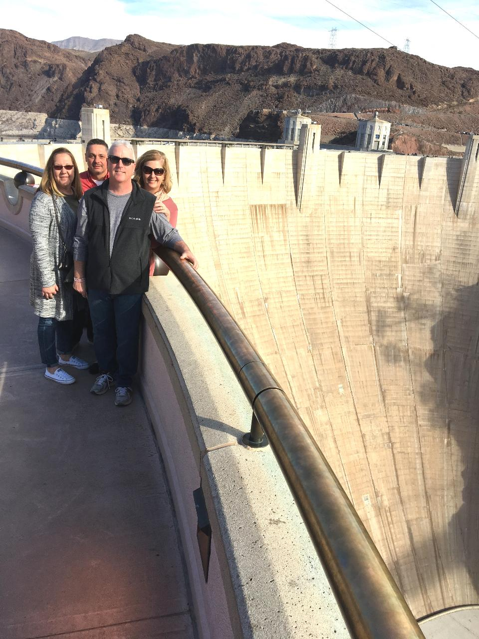 Hoover Dam Half Day Bus Tour