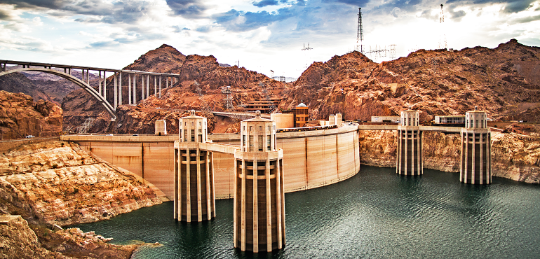 Hoover Dam and Boulder City Historic District Tour