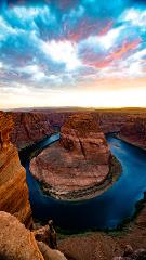 Upper Antelope Canyon & Horseshoe Bend Bus Tour from Las Vegas