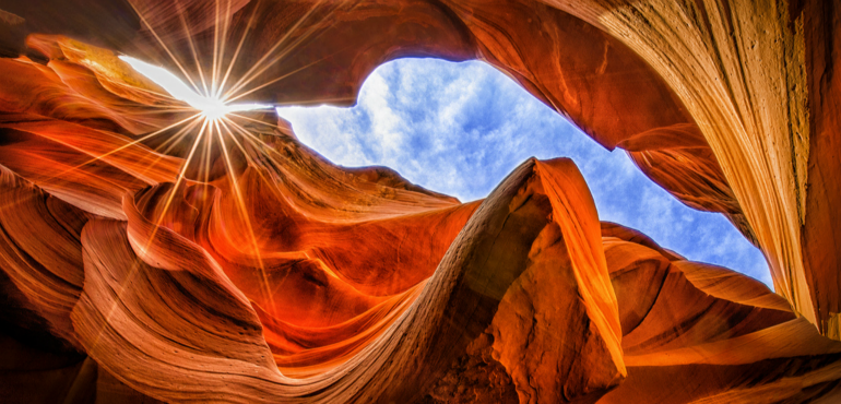Upper Antelope Canyon Admission Ticket