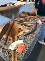 Cultural artefact display