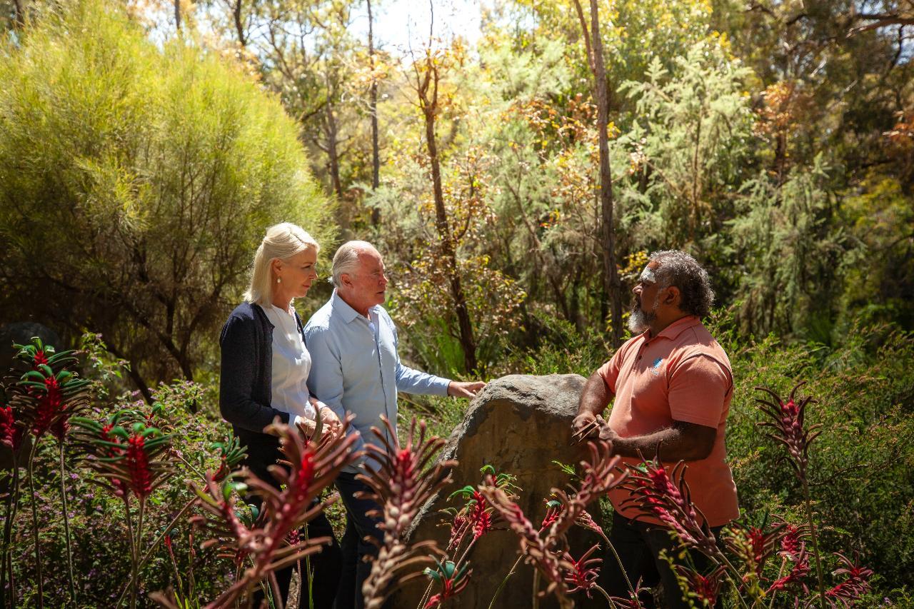Kings Park (Karrgatup) Aboriginal Tour