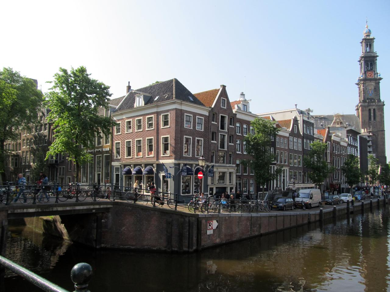 Amsterdam Small Group Walking Tour