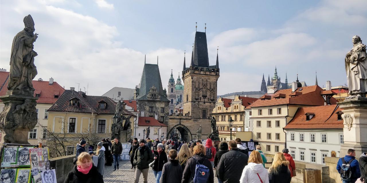 Prague Private Walking Tour