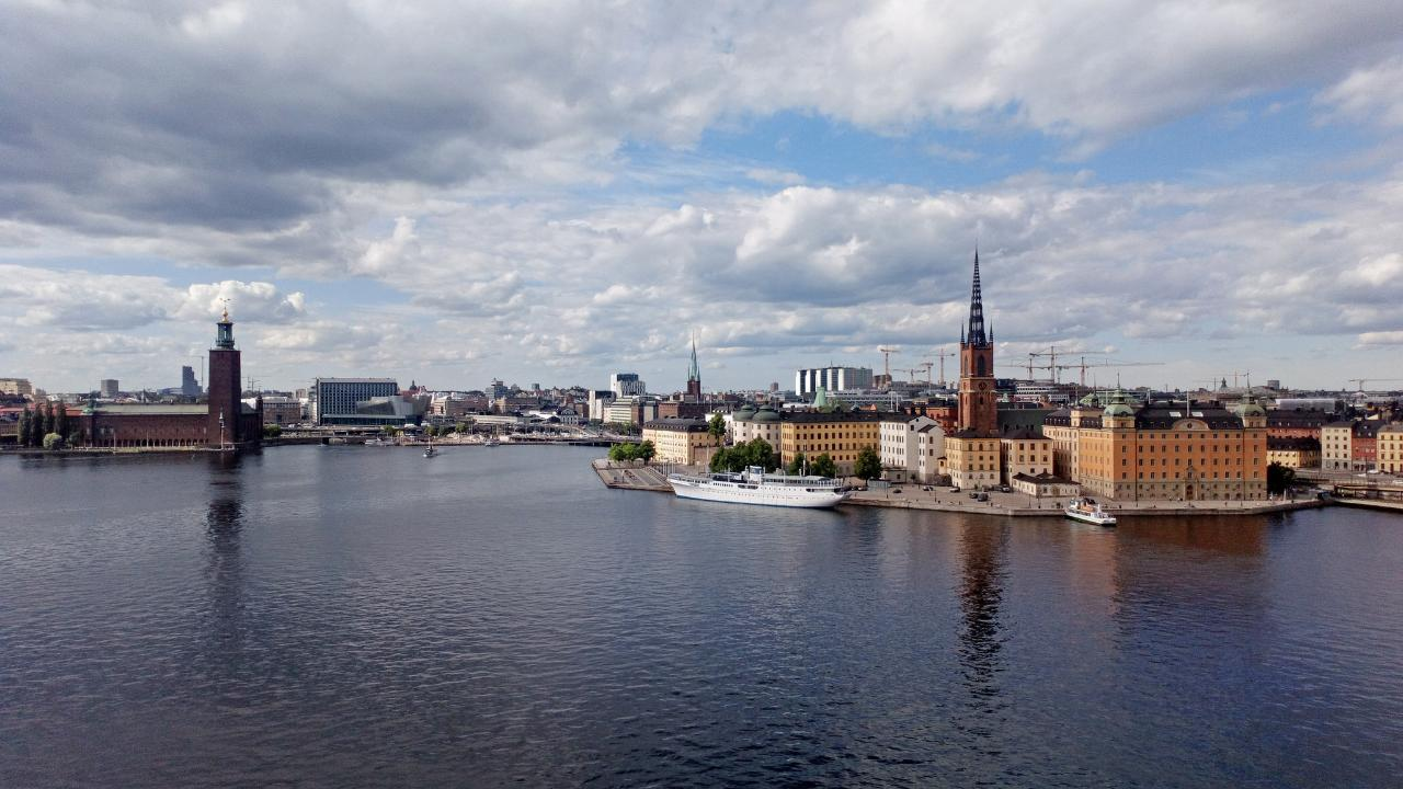 Stockholm Private Full Day Walking Tour