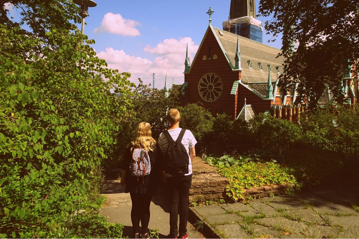 Gothenburg Private Walking Tour