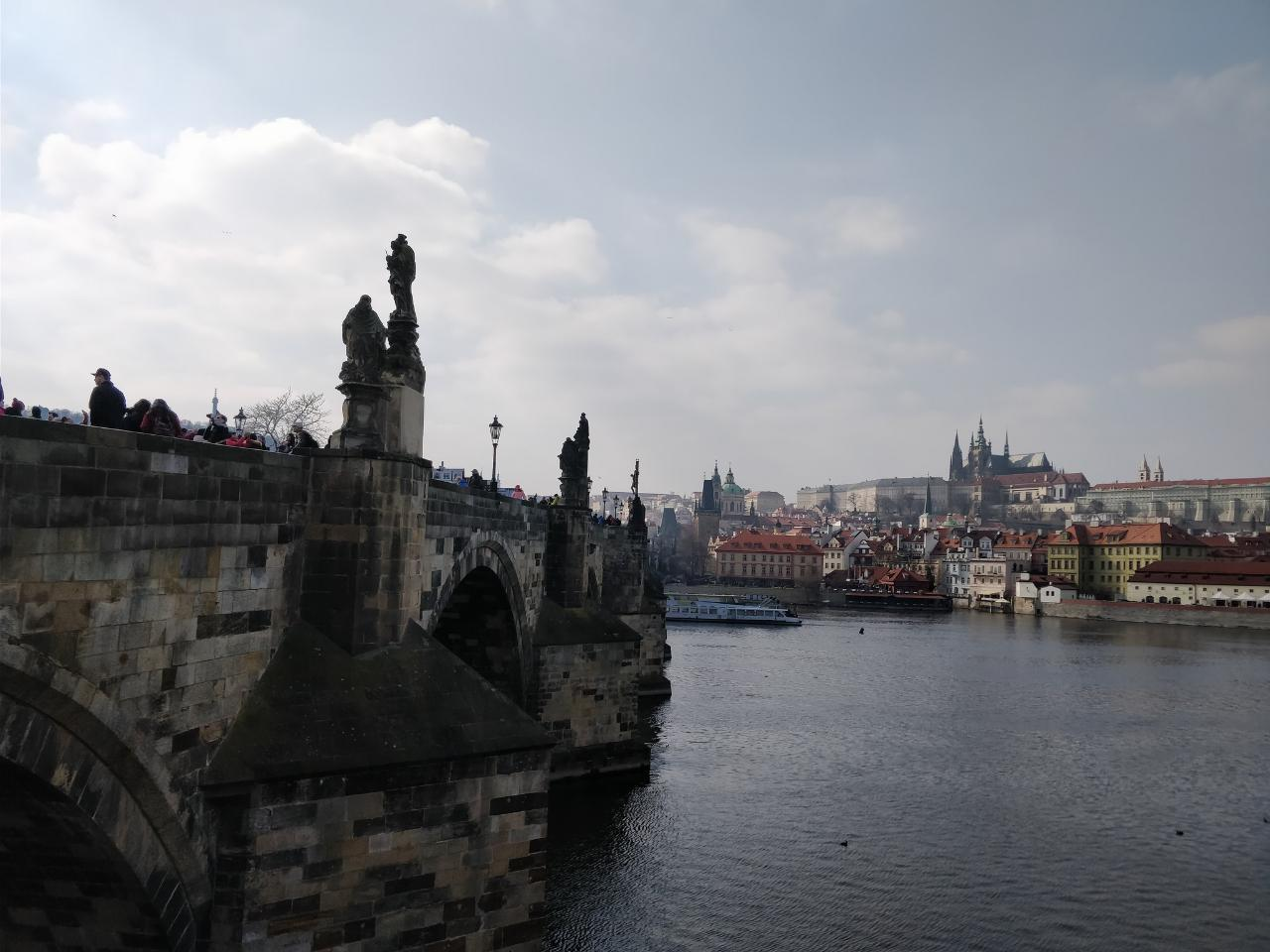 Prague Small Group Walking Tour