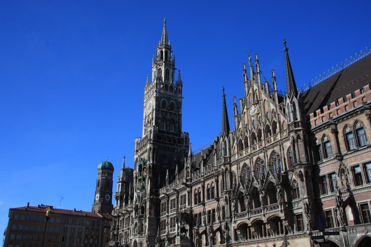 Munich Small Group Walking Tour