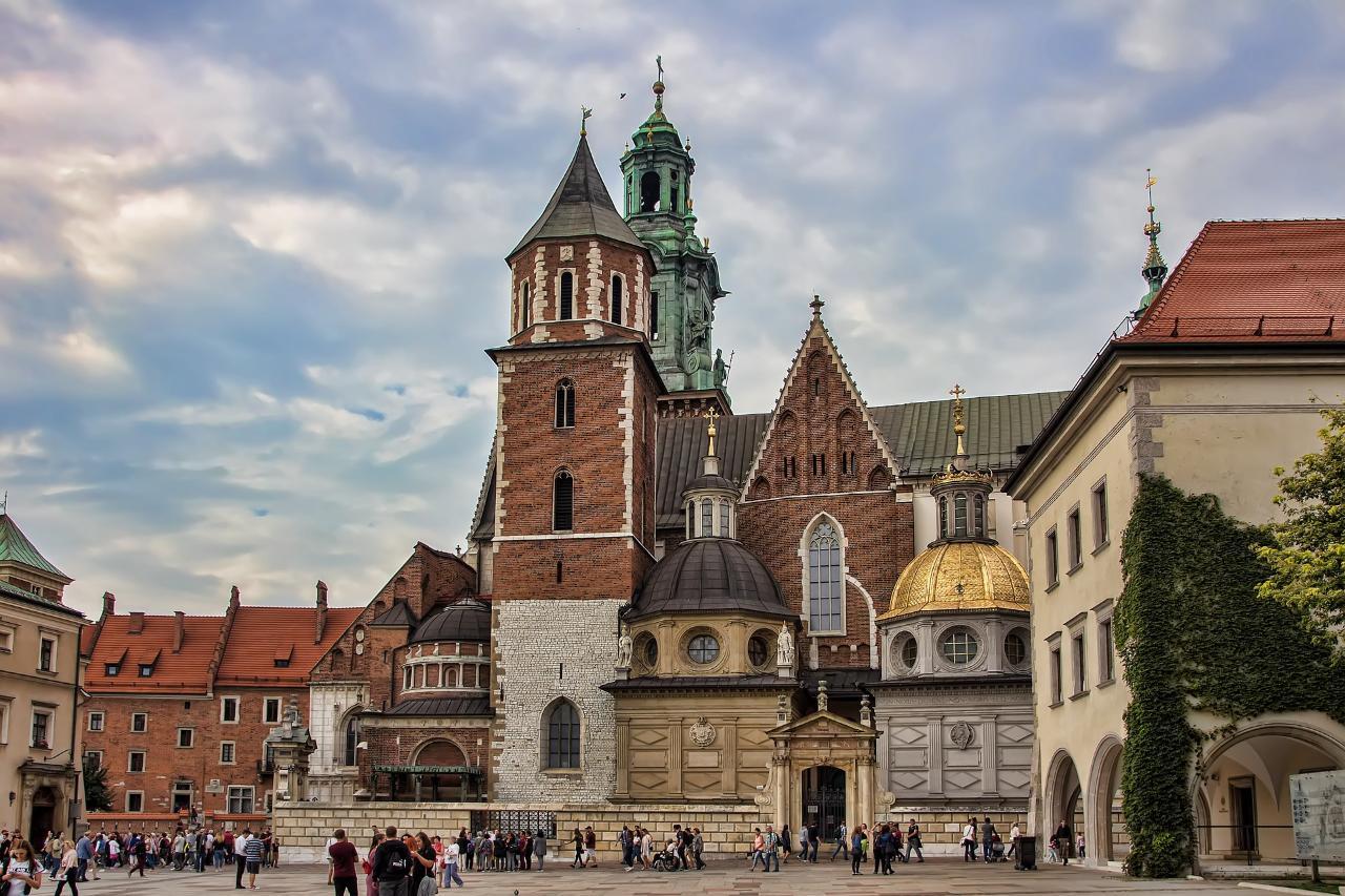 Krakow Small Group Walking Tour