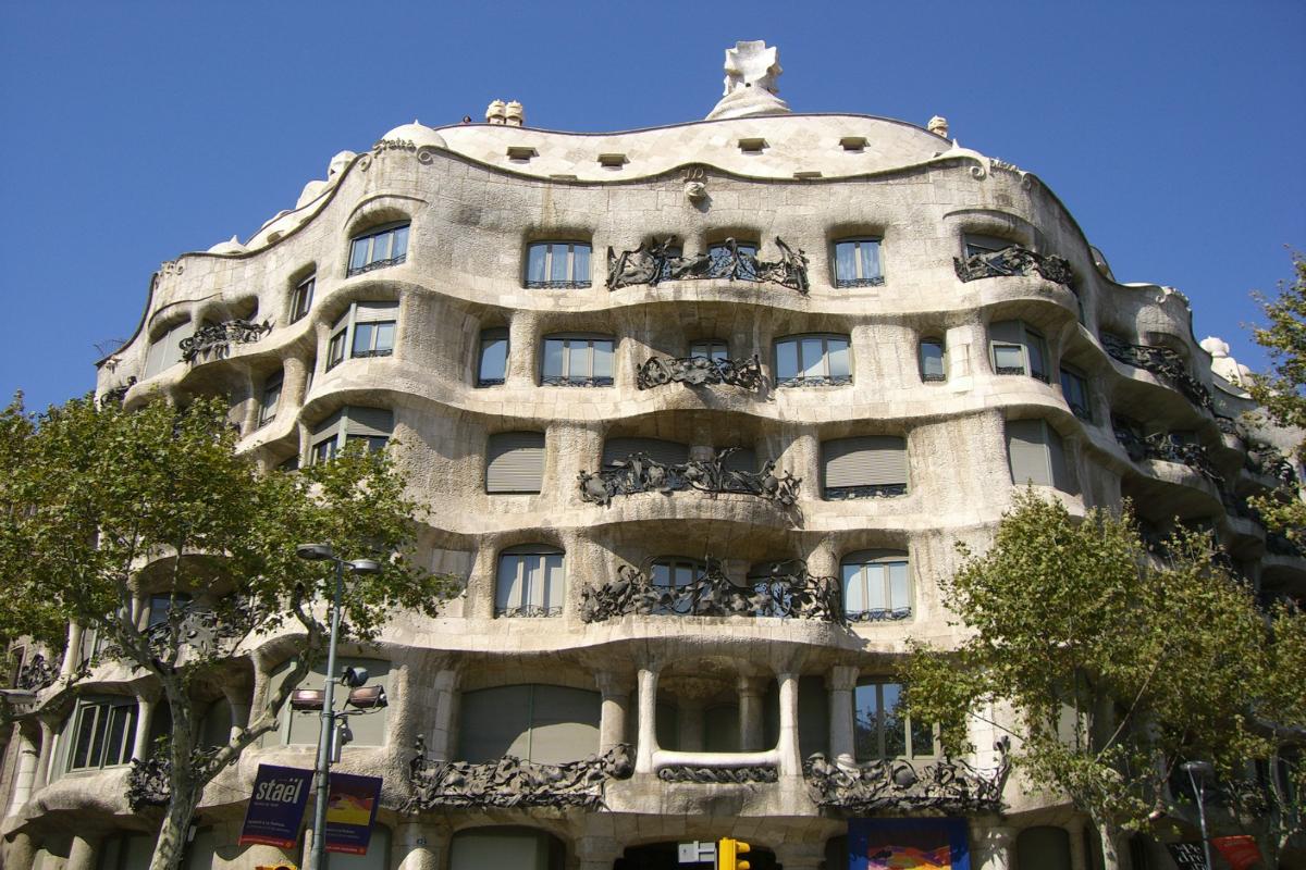 Barcelona Private Walking Tour