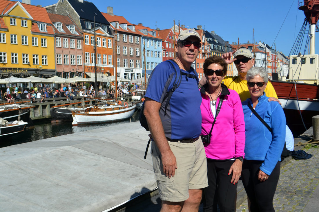 Copenhagen Small Group Walking Tour