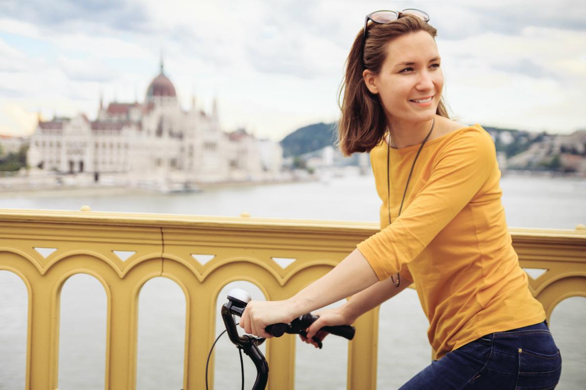 Budapest Private Bike tour