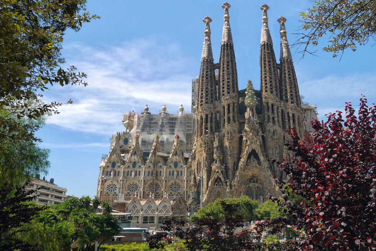Barcelona Small Group Walking Tour