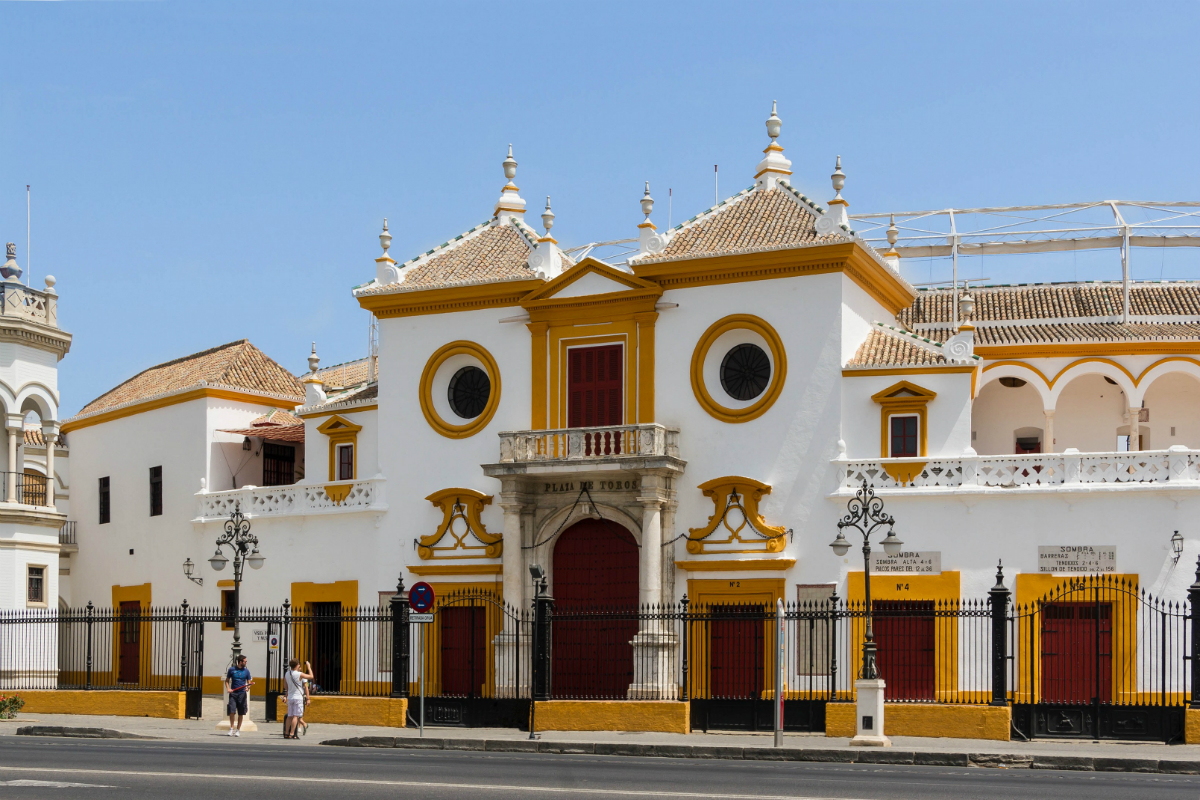 Seville Small Group Walking Tour