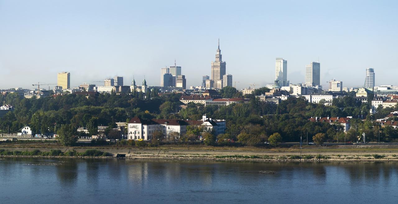 Warsaw Small Group Walking Tour